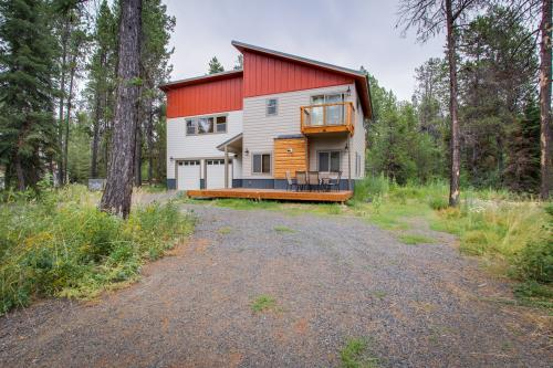A Cabin for All Seasons - Donnelly, ID Vacation Rental