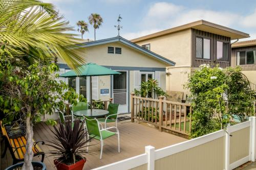Jamaican Beach Cottage - San Diego, CA Vacation Rental