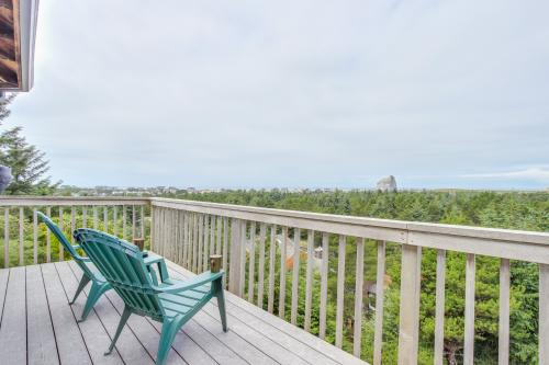 Cape View Escape - Pacific City, OR Vacation Rental