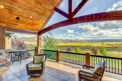 Lone Eagle Ranch - Kamas, UT Vacation Rental