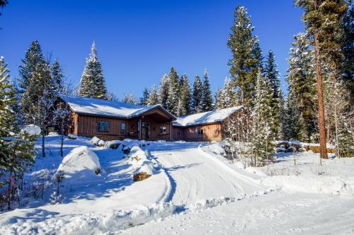White Bark Ranch Home - McCall Vacation Rental