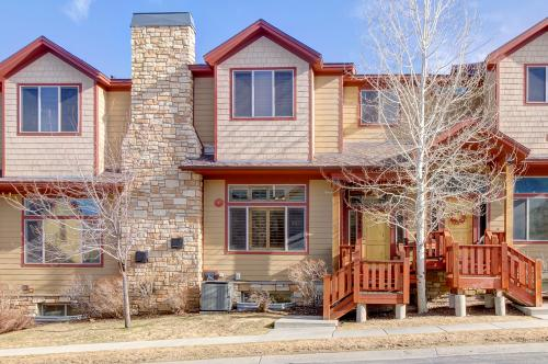 Spacious Luge Ln. Townhome 1 - Park City, UT Vacation Rental