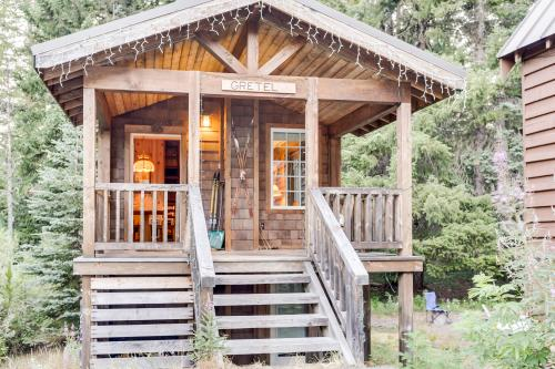 Gretel Cabin -  Vacation Rental - Photo 1