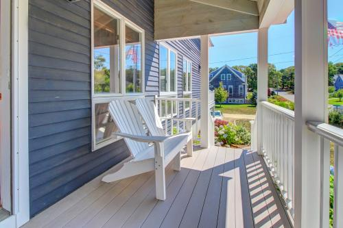 The Sea Chest  in The South of Chatham  - Chatham, MA Vacation Rental