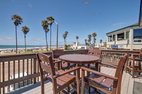 Ocean Beach Pier Large Family - San Diego, CA Vacation Rental