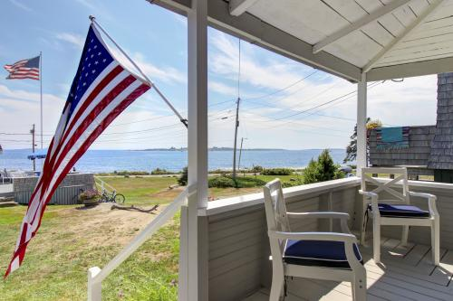 The Atlantic House at Ocean Point - East Boothbay, ME Vacation Rental