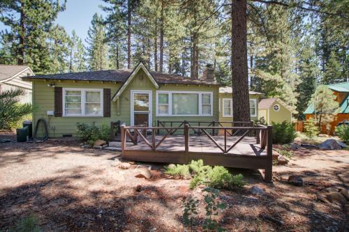 Deerhead Cabin - Kings Beach, CA Vacation Rental