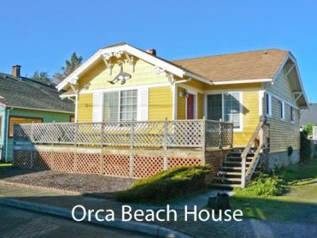 Orca Beach House - Seaside Vacation Rental