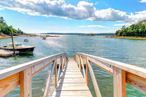 Linekin Bay Lookout  - East Boothbay, ME Vacation Rental