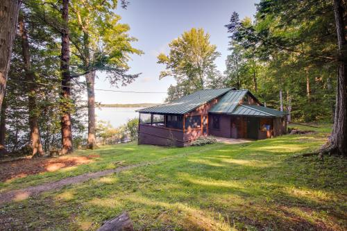Lakefront Seclusion on Gifford Lane -  Vacation Rental - Photo 1