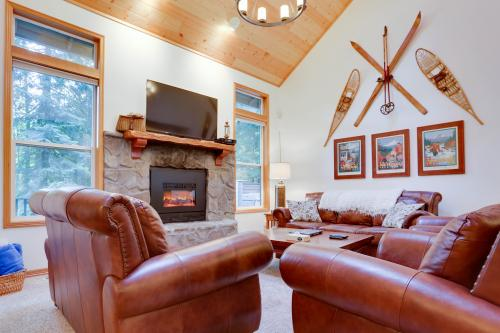 Mt Hood Golf and Ski Retreat -  Vacation Rental - Photo 1