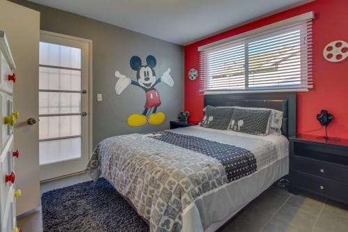 Mickey's House - Anaheim, CA Vacation Rental