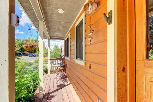 Park City's Downtown Miner Cabin -  Vacation Rental - Photo 1