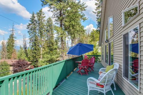 Honeysuckle Haven - Hayden Lake, ID Vacation Rental