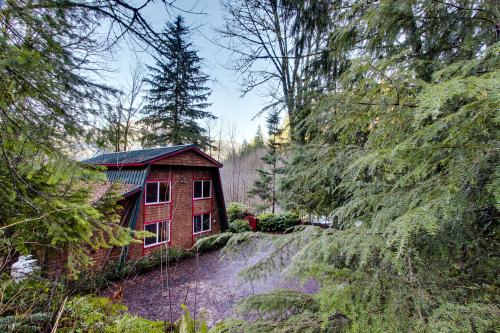 Red Stone Cabin - Welches Vacation Rental