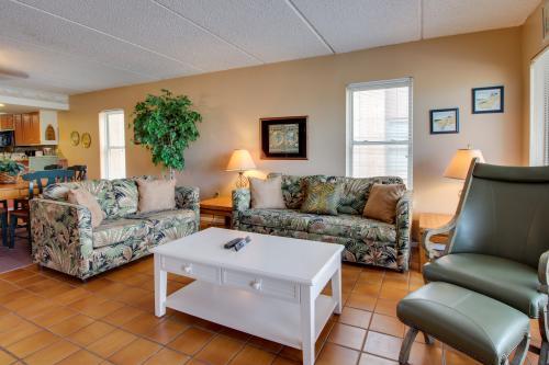 Beachview Condominiums: Palm Tree Pathway (#303) -  Vacation Rental - Photo 1