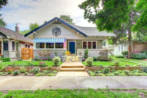 The Harrison House - Boise, ID Vacation Rental