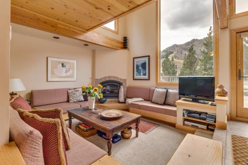 Squaw Valley Mountain View Chalet #8 -  Vacation Rental - Photo 1
