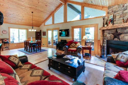White Bark Cabin -  Vacation Rental - Photo 1