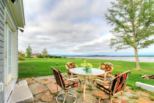 Lubec Seaside Retreat - Lubec, ME Vacation Rental