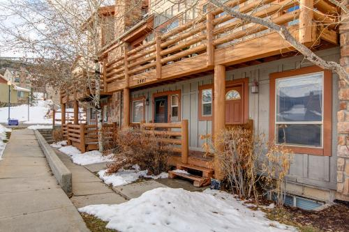 Bobsled Townhouse #102 - Park City, UT Vacation Rental