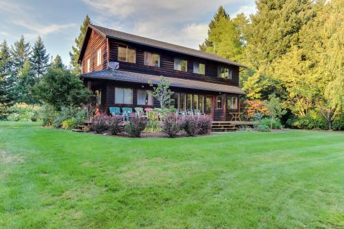 Timberlund Grove - Hood River, OR Vacation Rental
