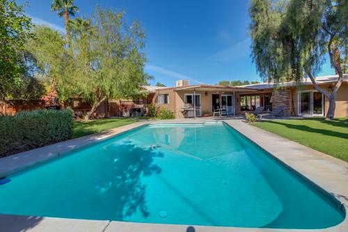 Palm Desert Poolside Escape -  Vacation Rental - Photo 1