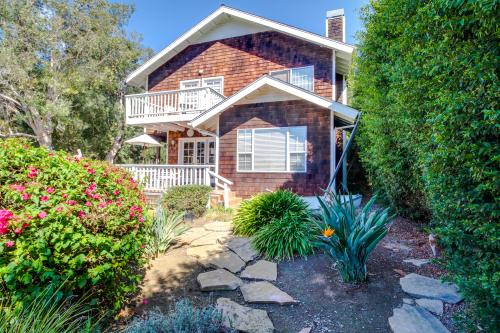 Spacious Beach Town Home - Summerland, CA Vacation Rental