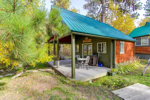 Sun Bird Cabin - McCall, ID Vacation Rental