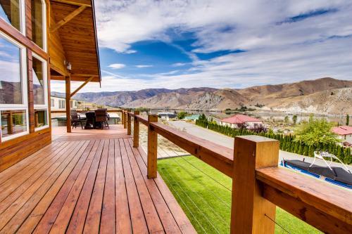 Hammock's View at Sun Cove - Orondo, WA Vacation Rental