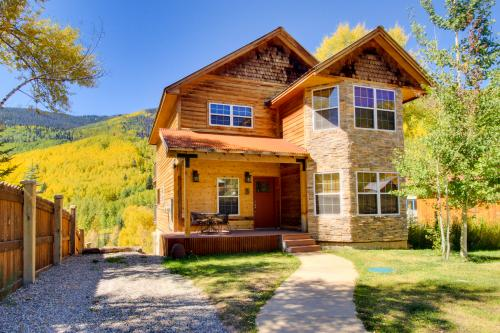 River Street Mountain Hideout - Rico, CO Vacation Rental