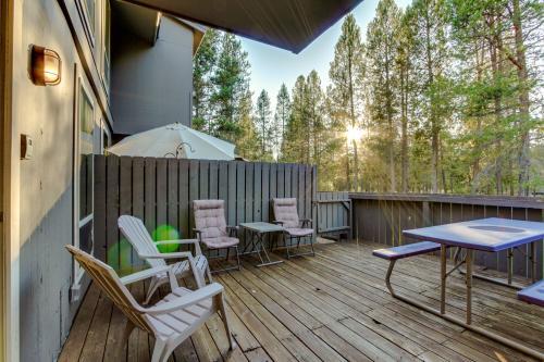 3 Abbot House at Sunriver Village - Sunriver, OR Vacation Rental