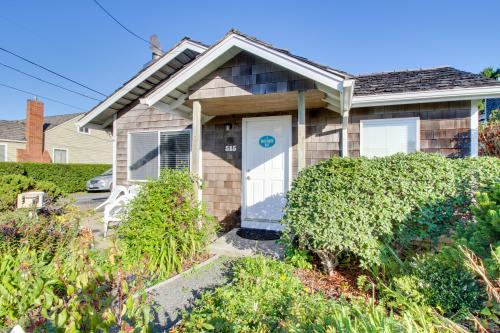 Buccaneer Bay Bungalow - Cannon Beach, OR Vacation Rental