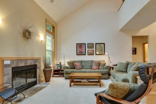 Golfer's Villa at the Resort on the Mountain - Welches, OR Vacation Rental