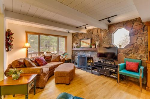 Peaceful Creekside Retreat - Truckee, CA Vacation Rental