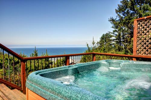 Sea Cliff - Manzanita Vacation Rental