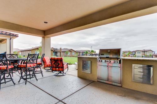 Mountain View Retreat: Paradise Village at Zion #39 - Santa Clara, UT Vacation Rental