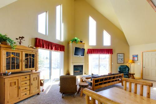 DJ's Cabin  - McCall, ID Vacation Rental