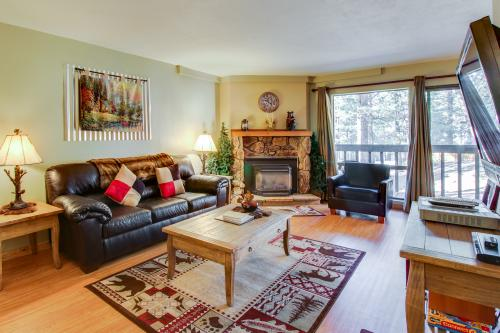 Classic Tahoe Ski Chalet -  Vacation Rental - Photo 1