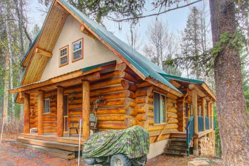 Moonridge Cabin - McCall, ID Vacation Rental
