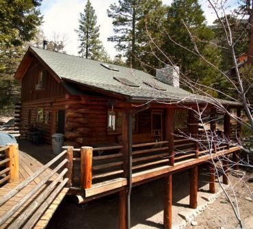 Edelweiss Log Cabin - Idyllwild, CA Vacation Rental