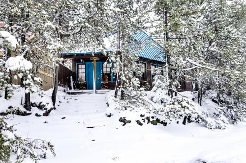 Flying Stag: Main Lodge - Government Camp, OR Vacation Rental