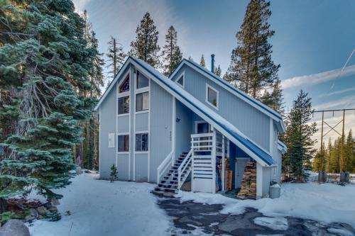 Hillside Forest View Complete Cabin - Soda Springs, CA Vacation Rental