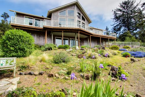 Welcome Home Ocean View - Seal Rock, OR Vacation Rental