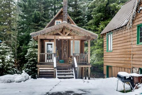 Gretel Cabin - Government Camp, OR Vacation Rental