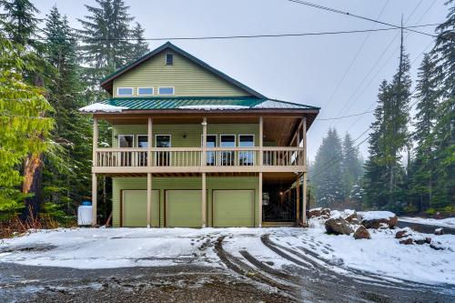 Multorpor Ski Lodge -  Vacation Rental - Photo 1