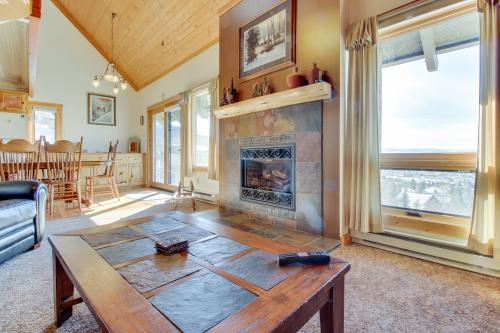 Family Penthouse at Yampa View - Steamboat Springs Vacation Rental - Photo 1
