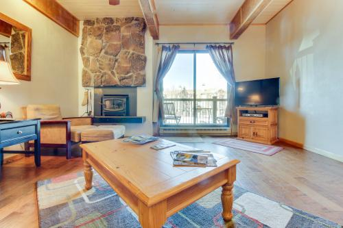 Storm Meadows Slopeside Retreat - Steamboat Springs, CO Vacation Rental