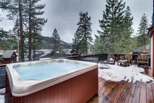 Donner Lake View Cabin -  Vacation Rental - Photo 1