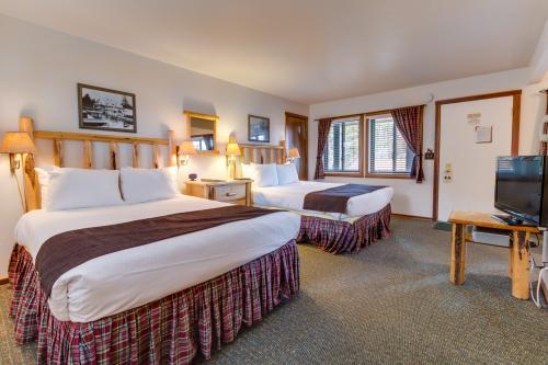 Franciscan Lakefront Balcony - Tahoe Vista, CA Vacation Rental
